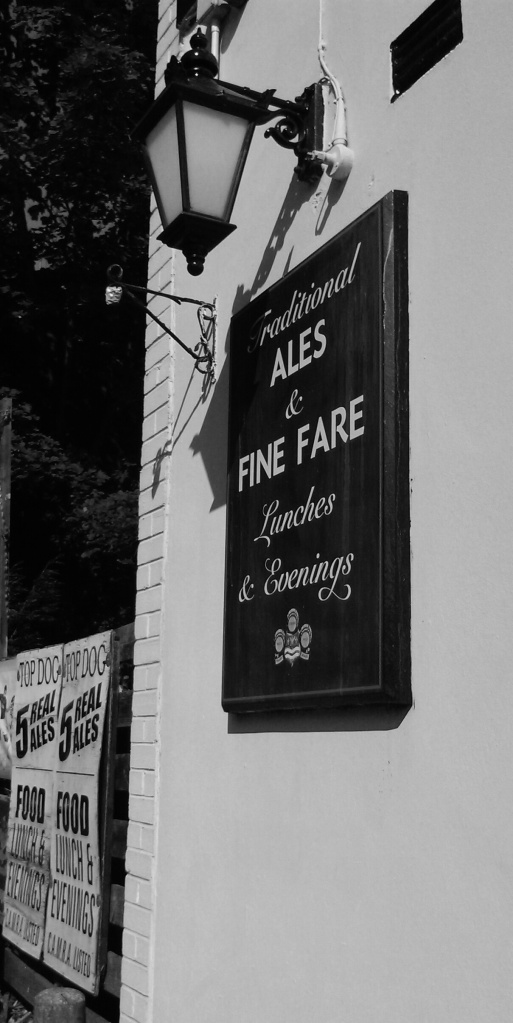 ALES & FINE FARE? Yes please