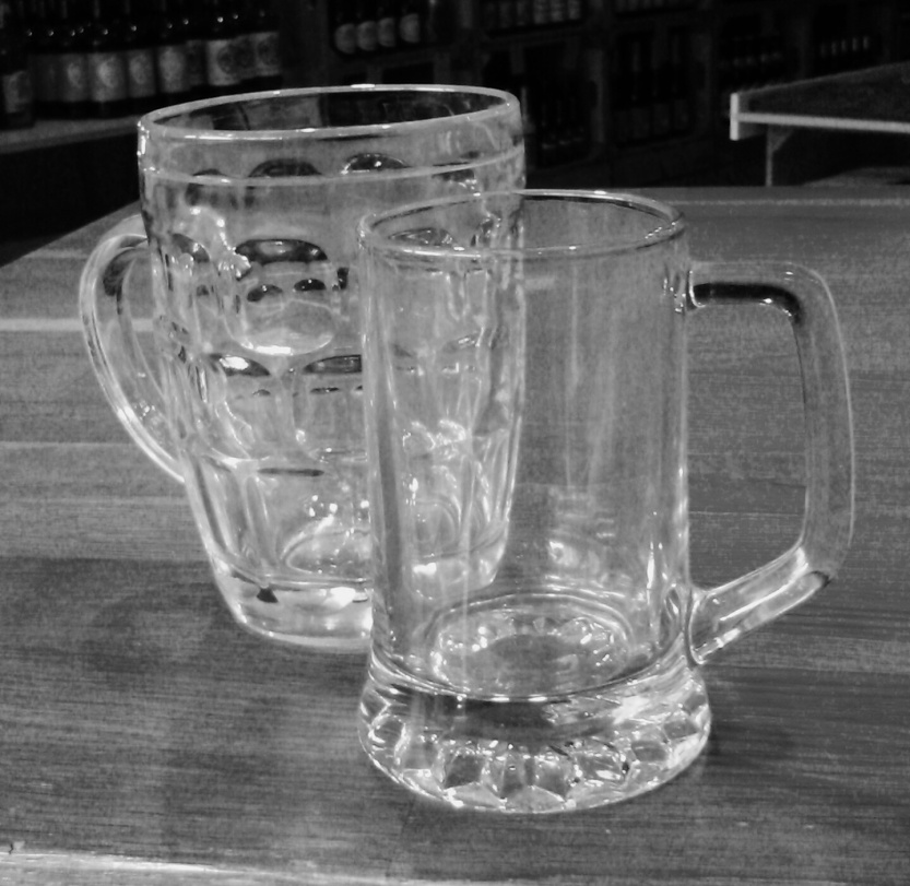Traditional froth buckets
