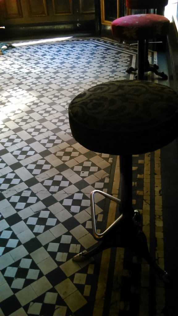 Nice floor, do you recognise it?