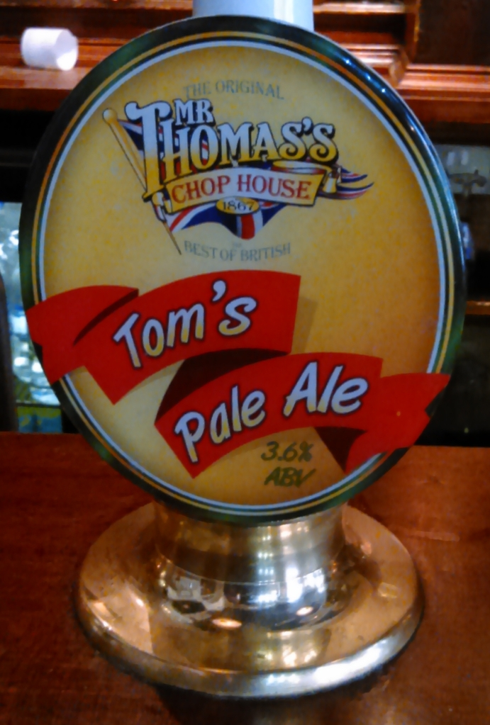 Cheers Tom